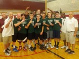 """Hudson Valley Boys win a """"Rocky"""" type fight in the 2012 BCANY Summer Hoops Festival Championship Game"""