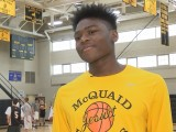 Isaiah Stewart Poised For Stardom