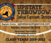 2018 Upstate Scouting Service Throwdown Review